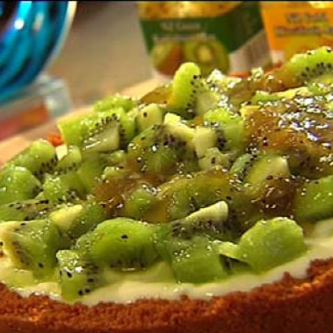 Kiwifruit Cheescake