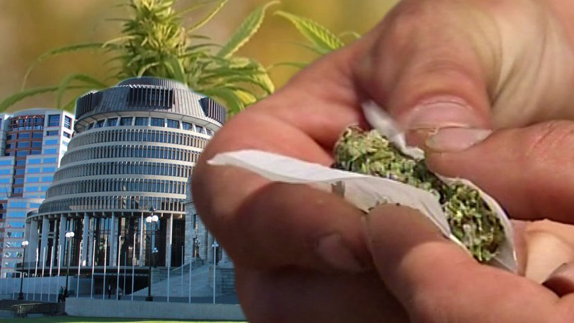 Green MP's Cannabis Bill Defeated