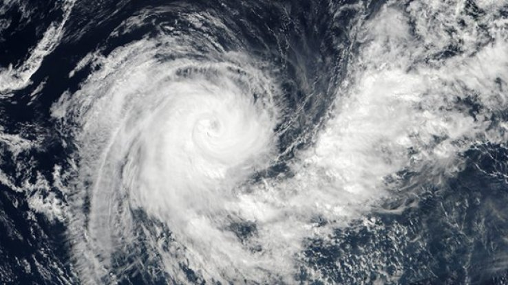 New Zealand's North Island Smashed By 'Worst Storm In 50 Years'