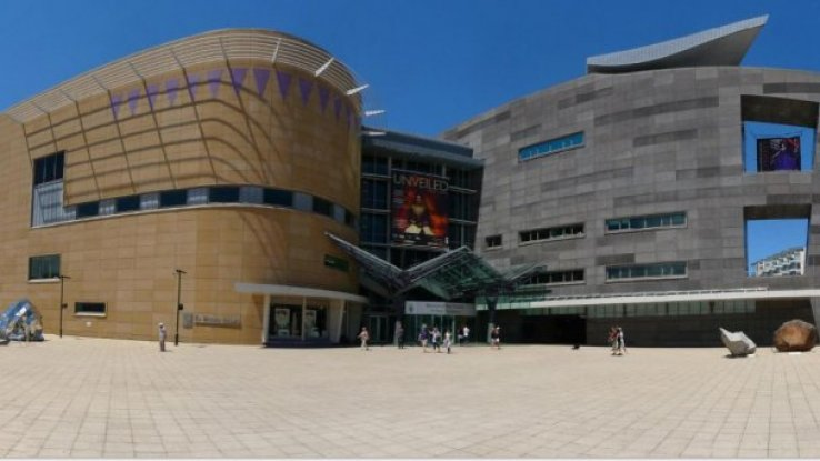 Te Papa - Photo / file