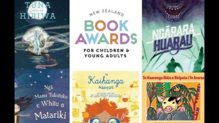 2017 Te Kura Pounamu book finalists - Image / File