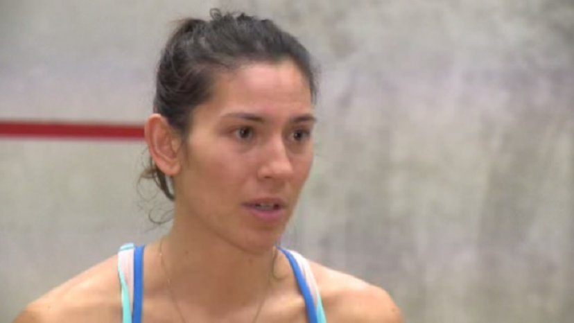 Joelle King advances at Women's Squash Masters with clinical performance