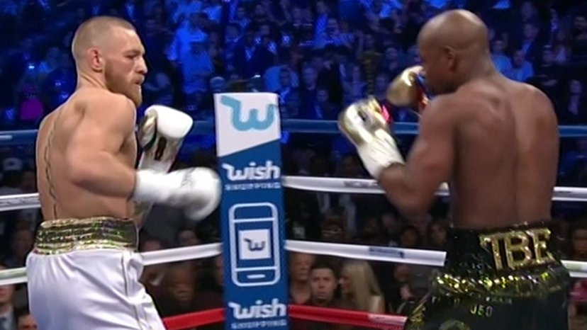 McGregor Mayweather: Novice Conor is no match for legend Floyd