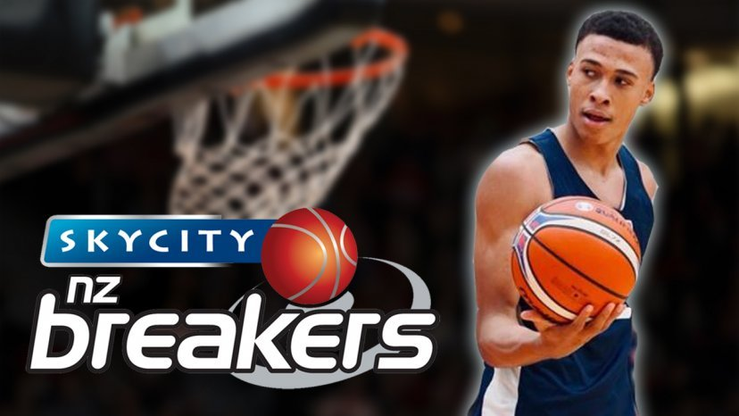 Breakers sign American first-round pick | Māori Television